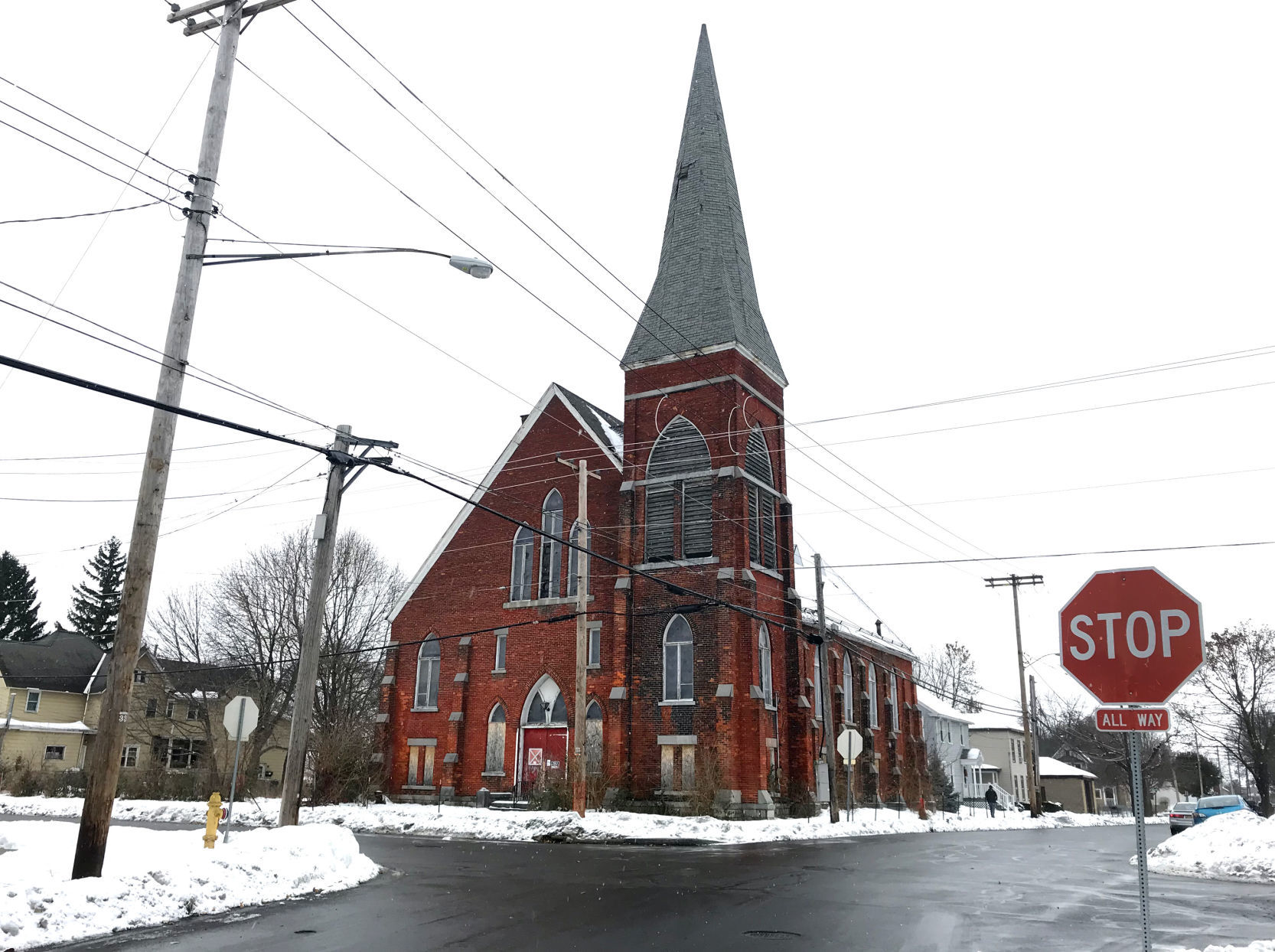 Auburn's Wall Street Church faces uncertain future