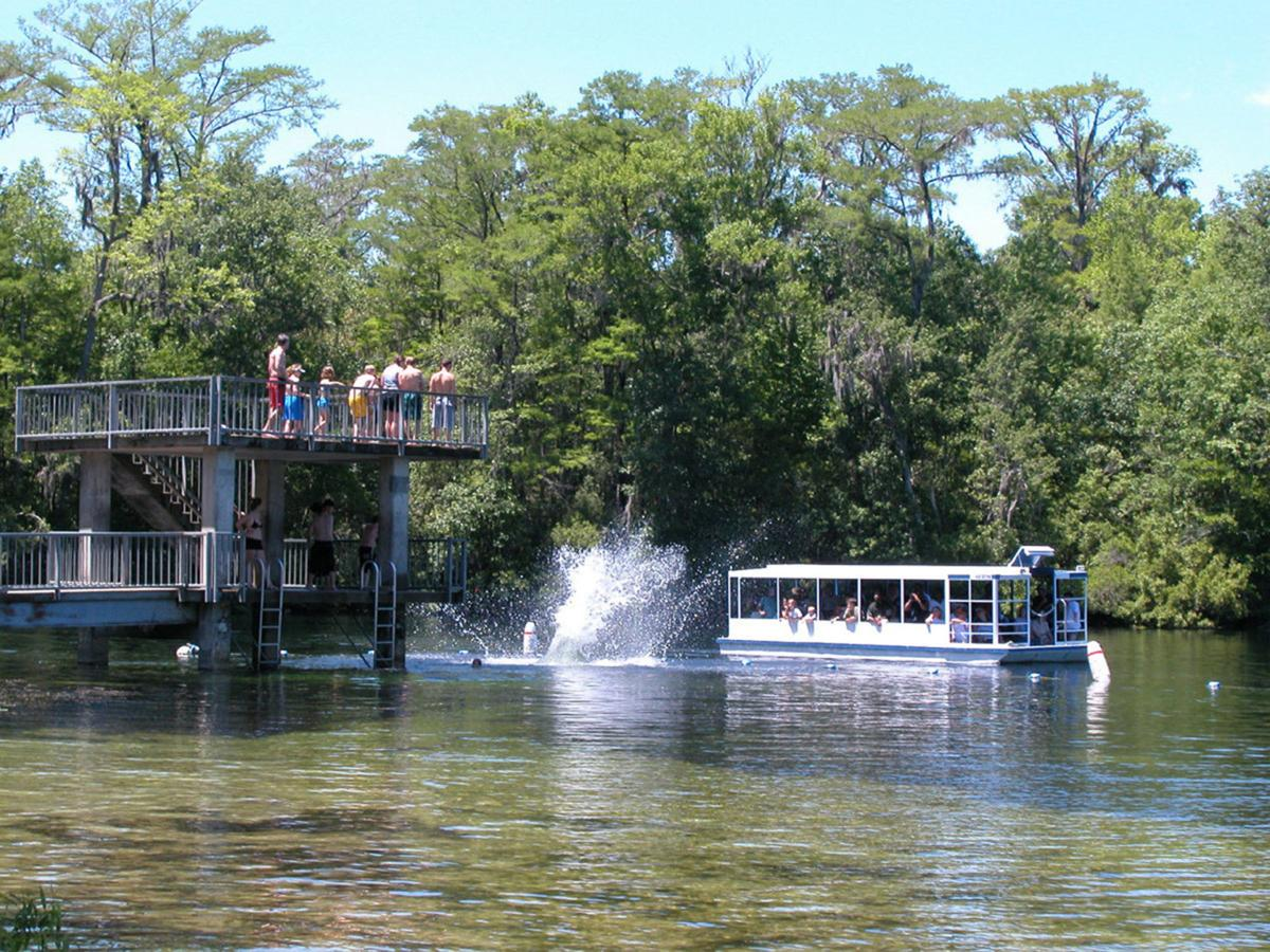 Wakulla Springs State Park, near Tallahassee, Fla.