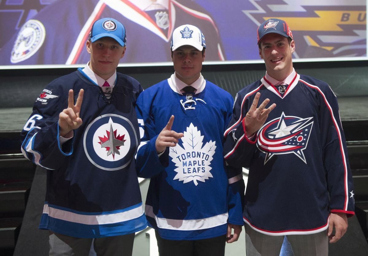 Updated 2016 nhl draft order - Nhl Draft Hockey