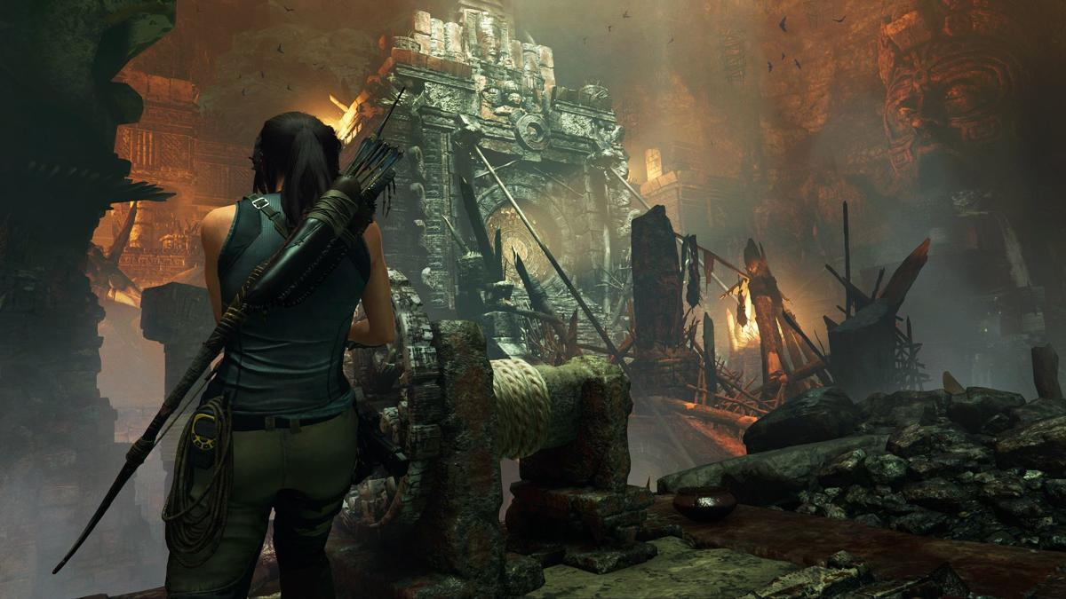 Shadow Of The Tomb Raider Ps4 Review Lara Croft The Relic Entertainment Auburnpub Com