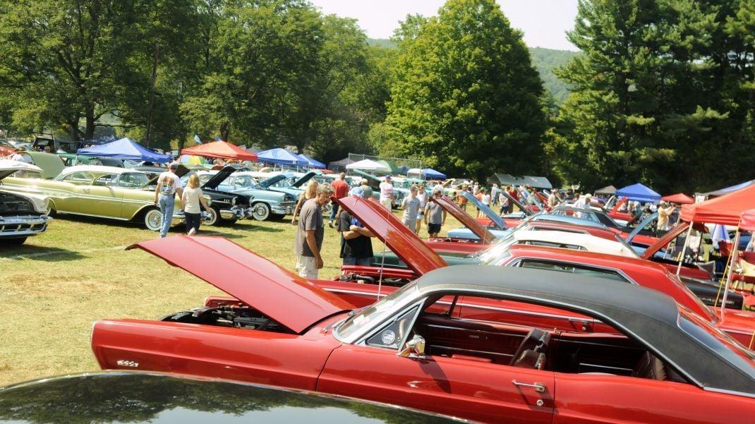 Community Camera Fillmore Glen In Moravia Hosts Annual Car Show - Car shows near me now