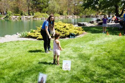 Mother's Day garden tour
