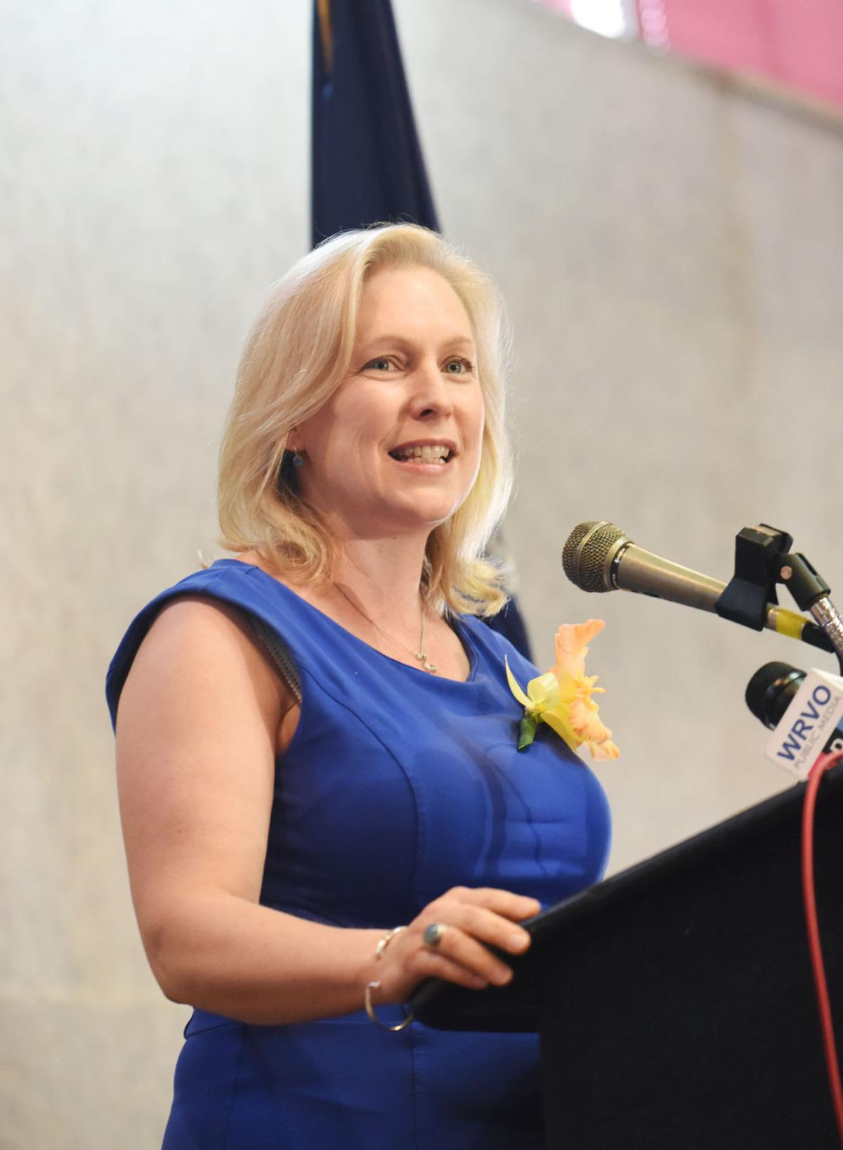 Gillibrand nominates cayuga county area students to attend for Auburnpub