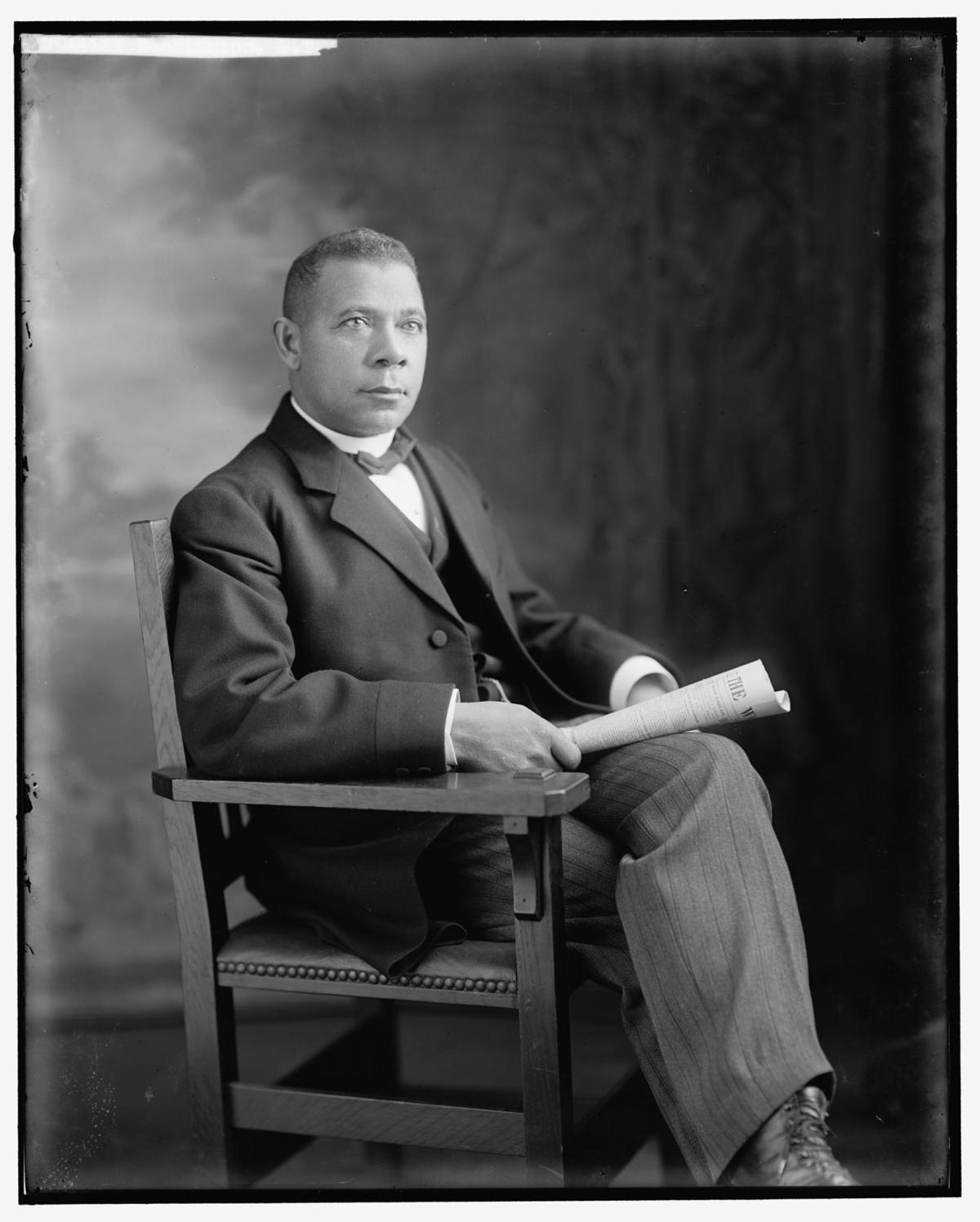 booker washingtons contributions to education Beck index booker t washington and character education at tuskegee institute 1881-1915 by sanderson beck setting an example: personal success story.
