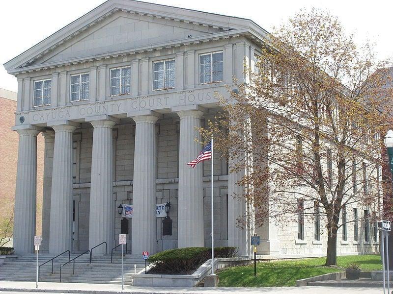 Cayuga County Courthouse