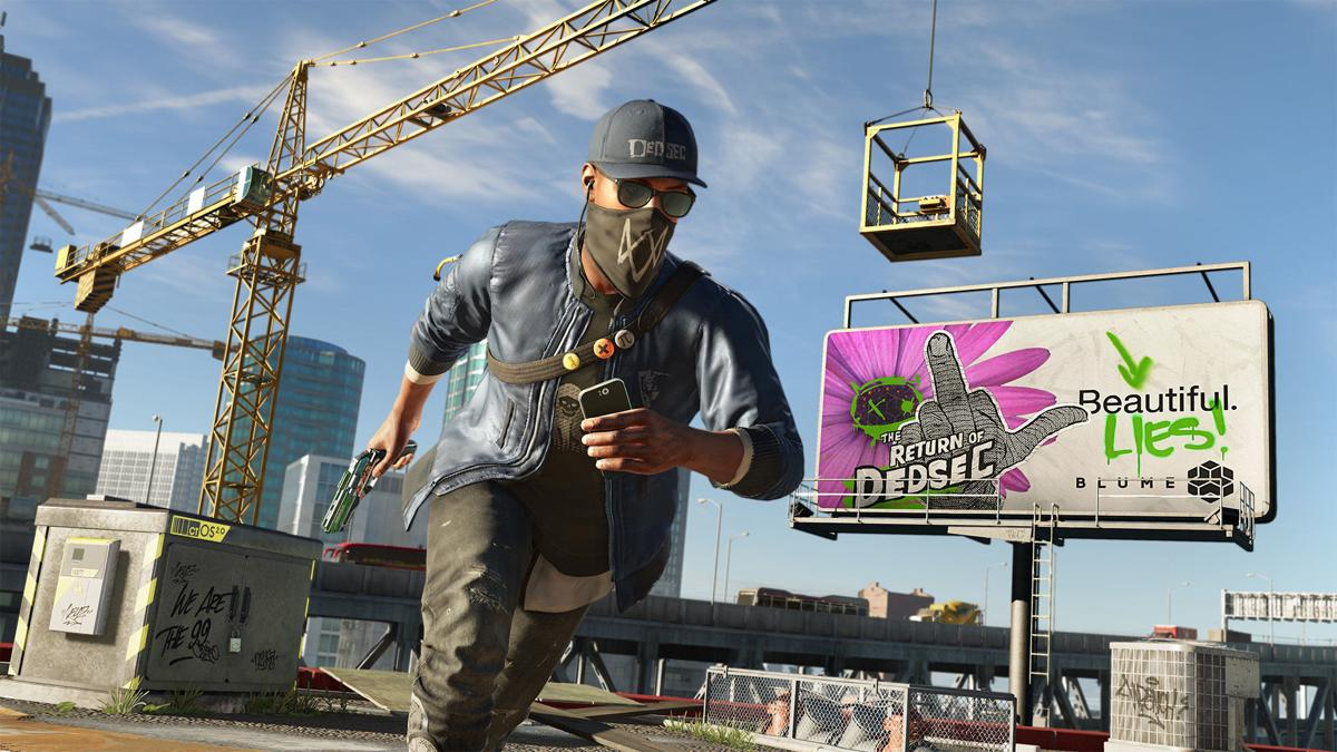 'Watch Dogs 2'