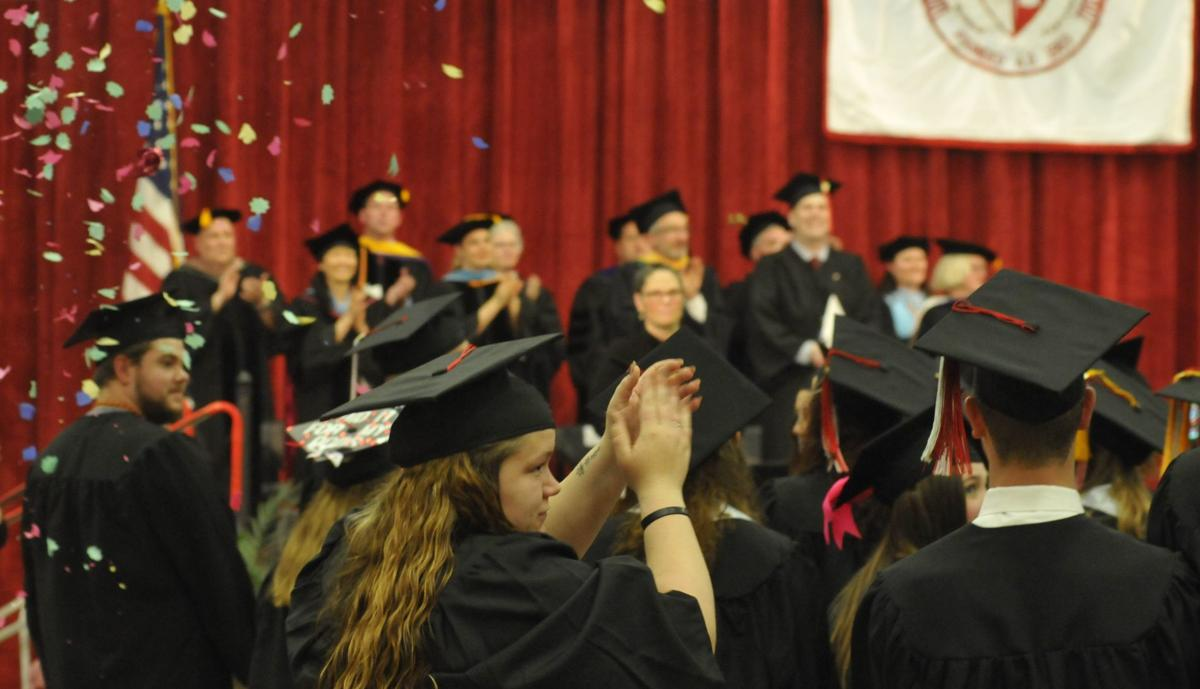 Cayuga Community College commencement