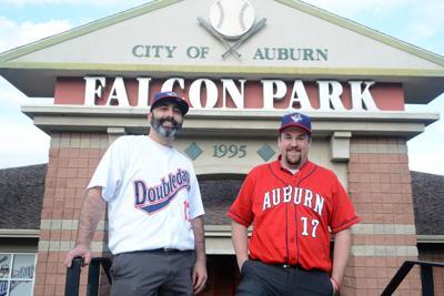 Collier, Truman depart Auburn Doubledays front office