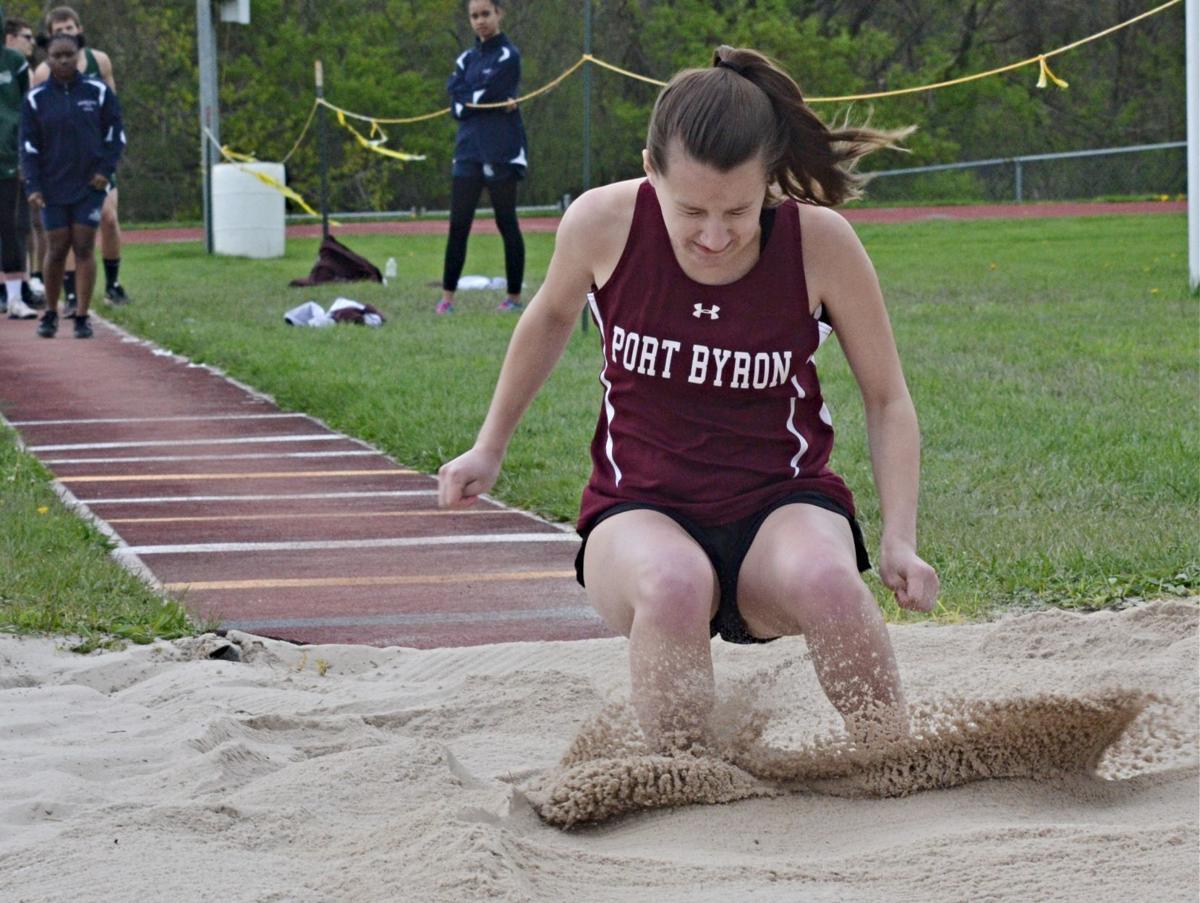 Track and Field - Weedsport vs. Port Byron