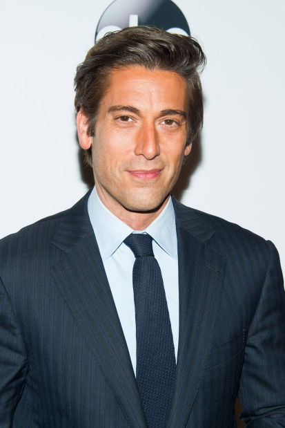 David Muir Is Ready to Take Over ABC World News - Todays