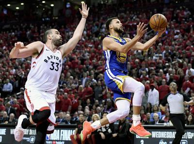 NBA Finals Warriors Raptors Basketball