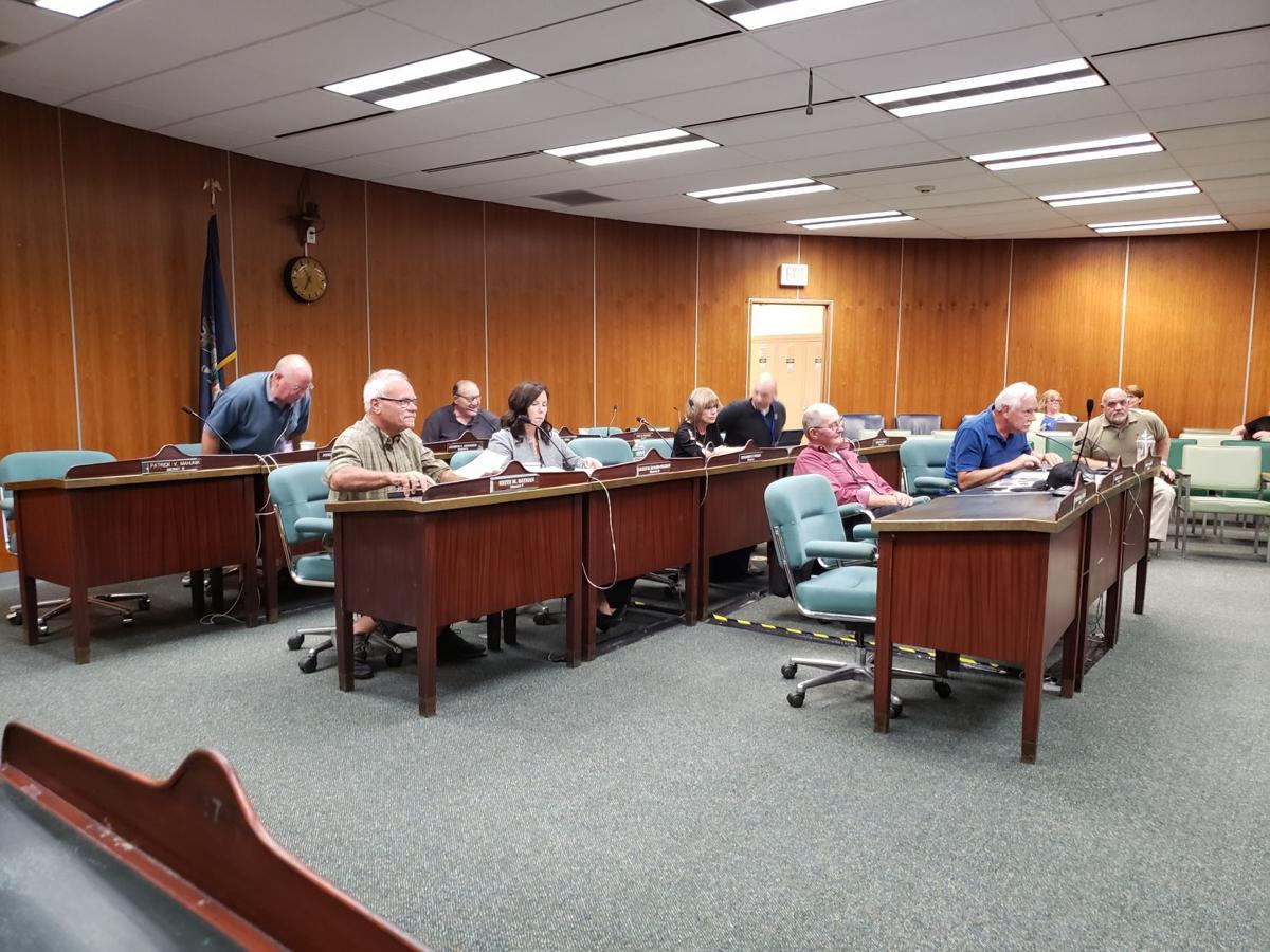 Cayuga County Legislature Special Meeting
