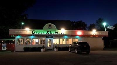 Green Shutters 1