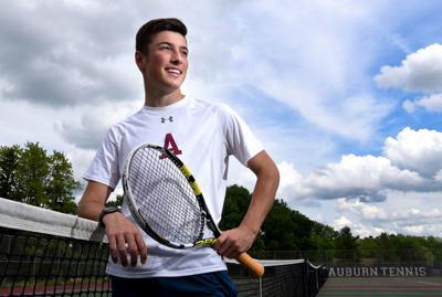 Boys Tennis Player of the Year: Will Clark, Auburn (copy)