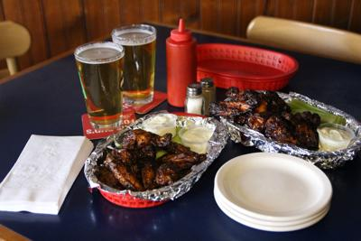 Food Travel Buffalo Wing Trail
