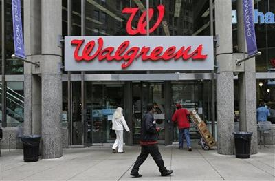 Walgreens Rite Aid Acquisition