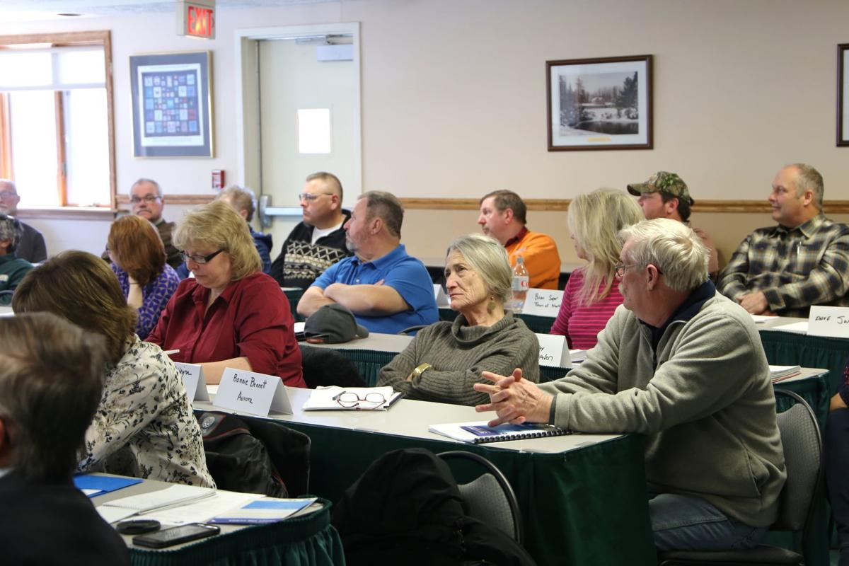 Cayuga County Water and Sewer Authority