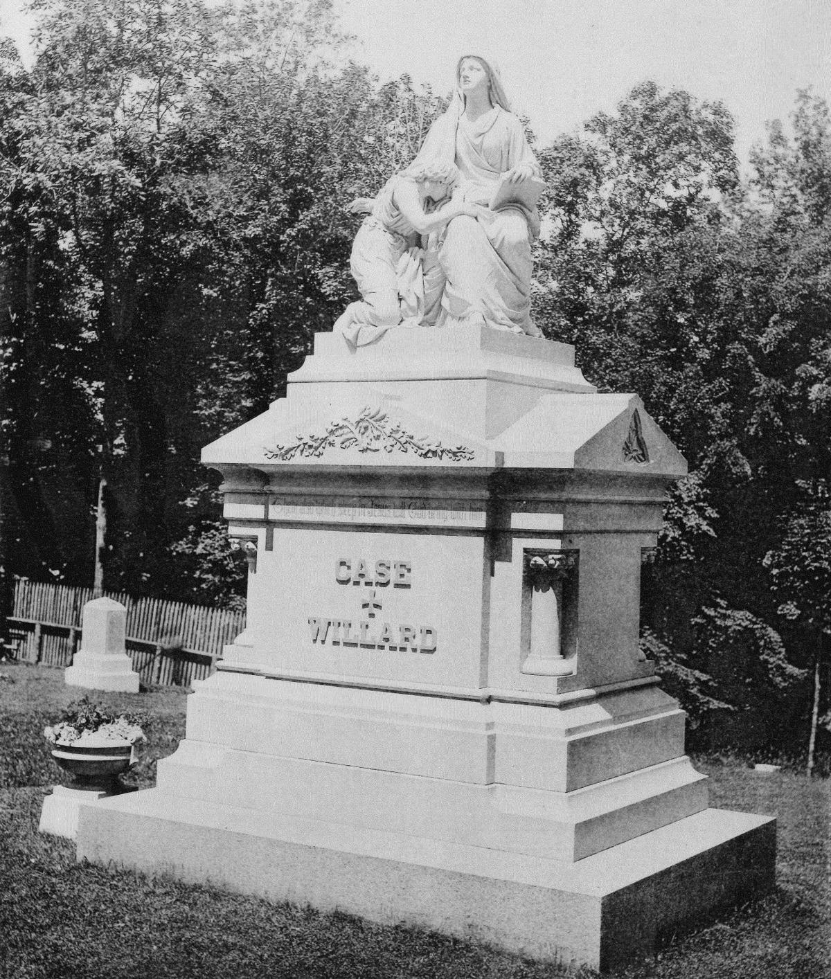 Haunted Places In Shelby Ohio: Ormie King: Fort Hill Cemetery Part Of Auburn's Remarkable