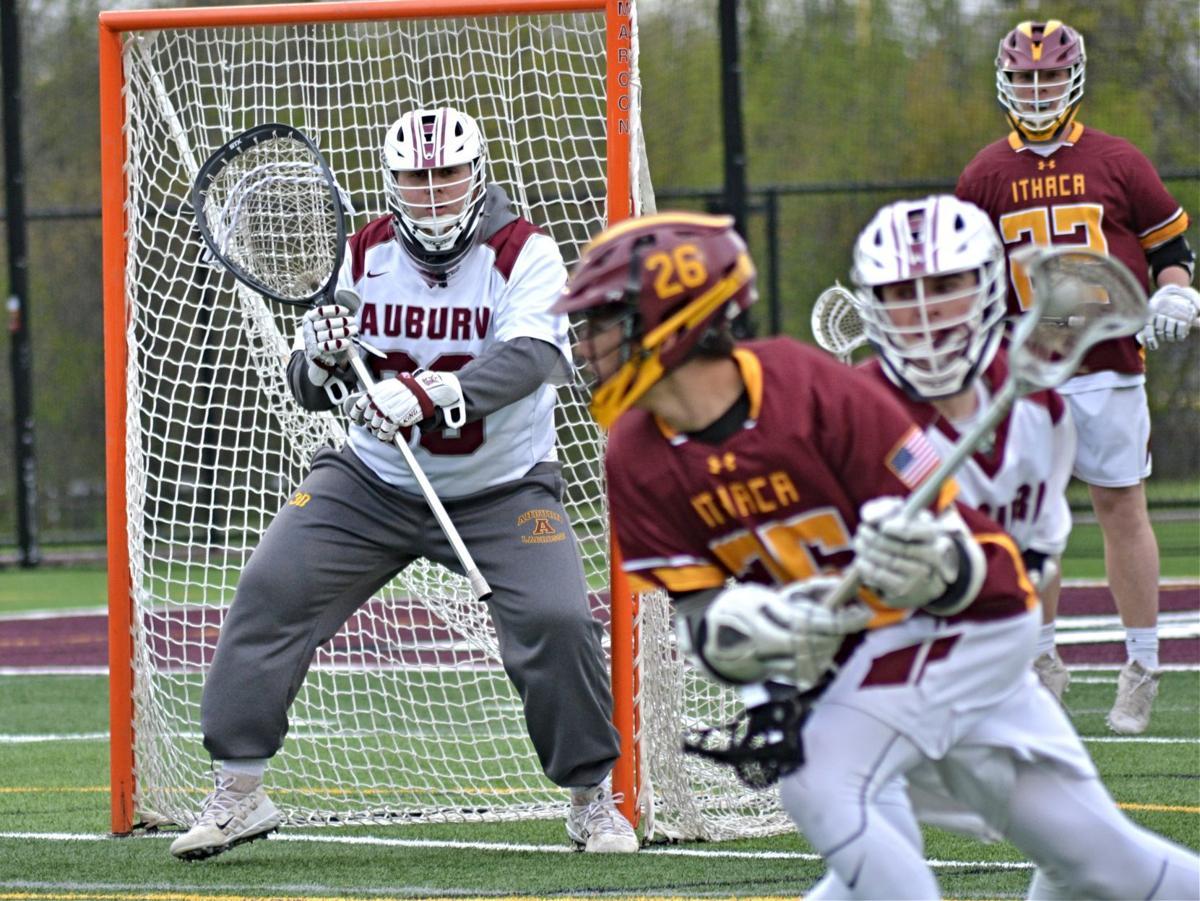 Boys lacrosse - Auburn vs. Ithaca