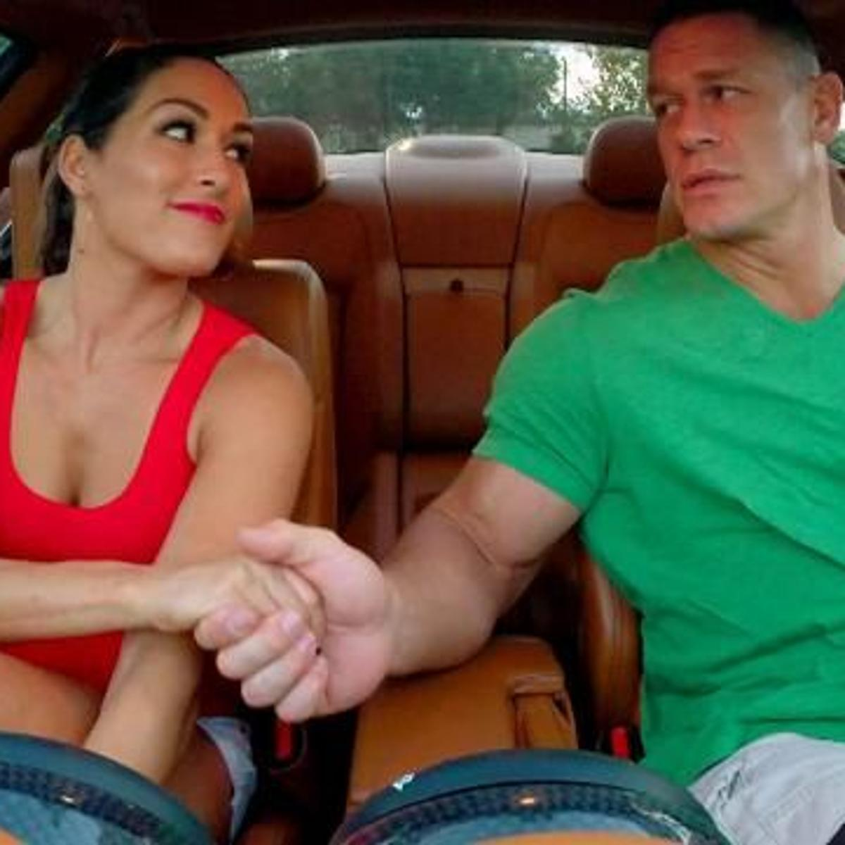 Next Door Nikki total divas' recap: john cena outduels nikki bella in beer