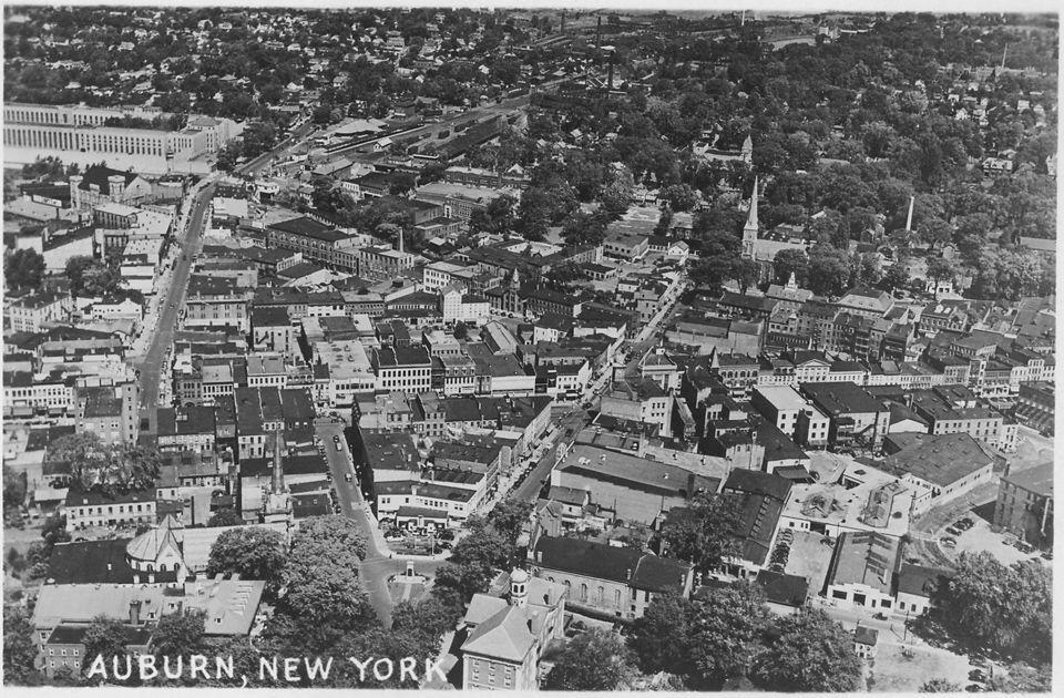 Before urban renewal overhead