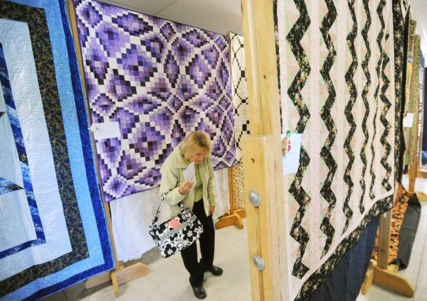 Moravia Quilt Group To Hold Three Day Show At Fairgrounds