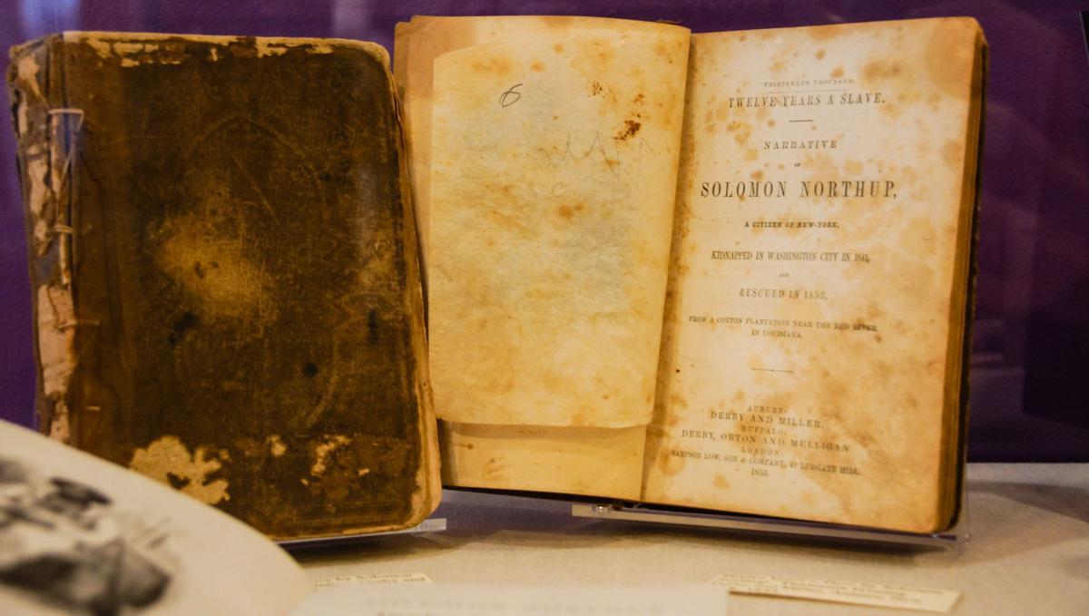 Auburn Connection To Twelve Years A Slave Discussed By Solomon Northup Descendant Local News Auburnpub Com