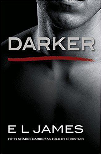 Darker by E L James, publicity photo