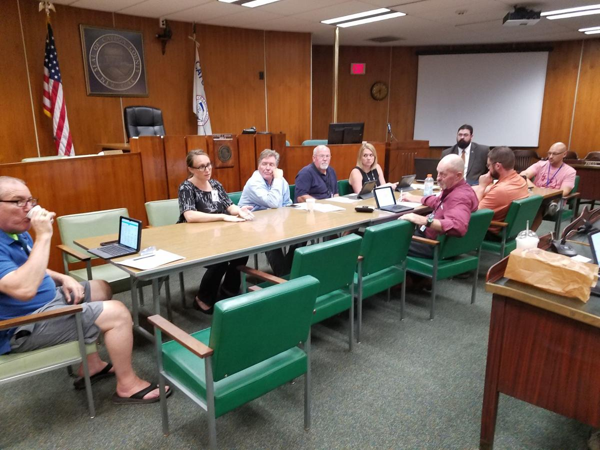 Cayuga County Legislature moving into 2019 budget process