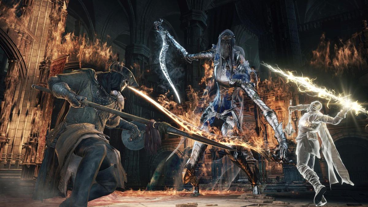 'Dark Souls III'