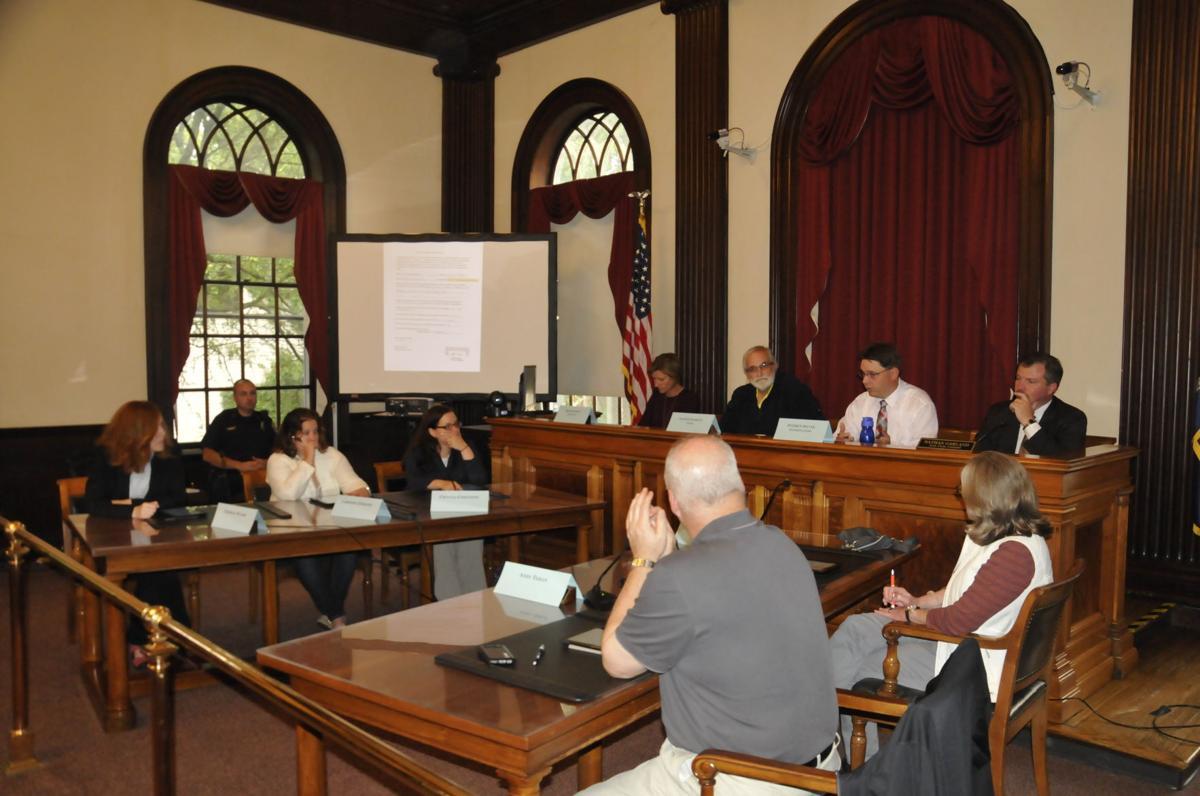 City of Auburn Planning Board