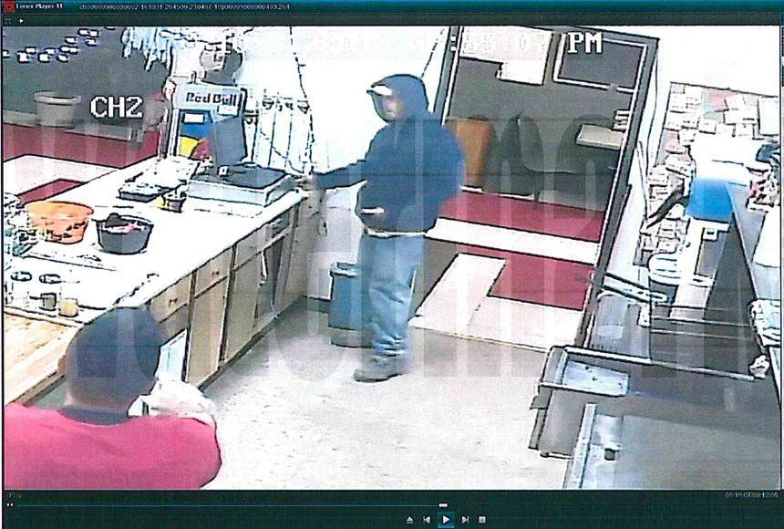 Jreck robbery 2