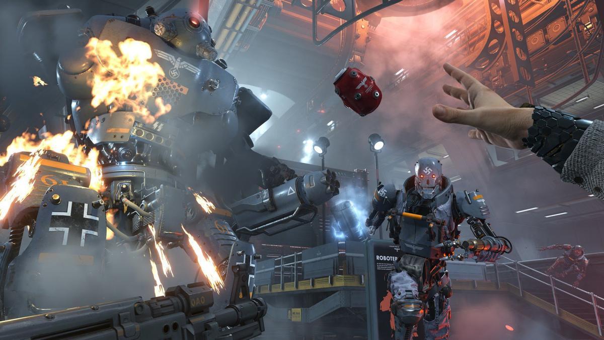 'Wolfenstein II: The New Colossus'