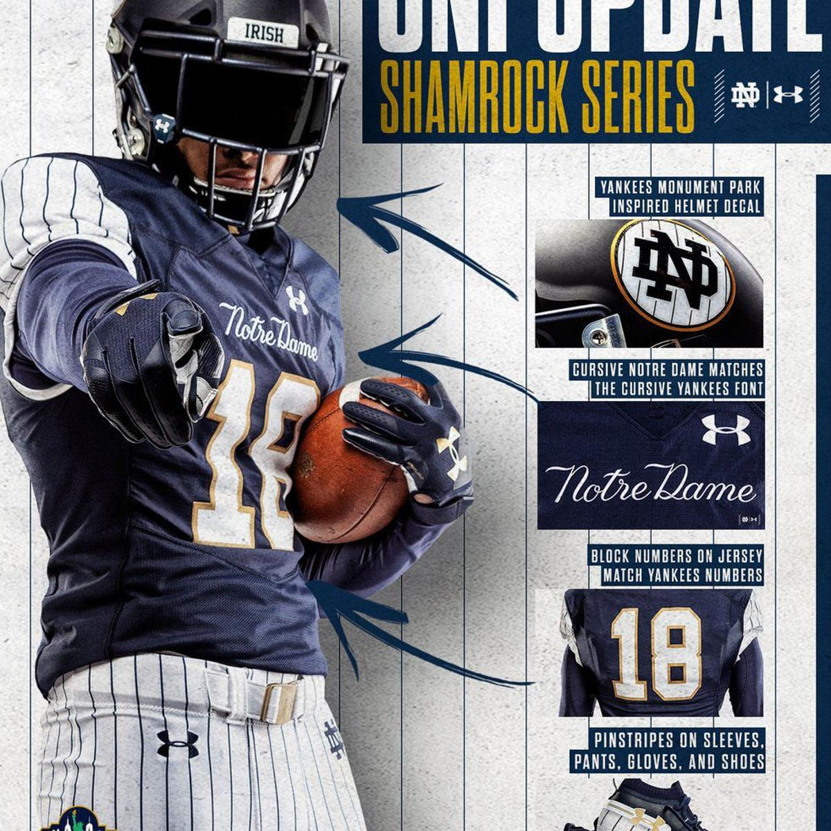 uk availability 54ad3 cde29 Sciria: Notre Dame joins Syracuse in tossing tradition aside ...