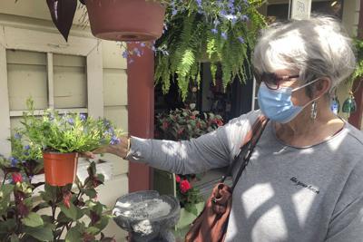 Virus Outbreak Reopening New York