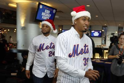 Mets Newcomers Baseball