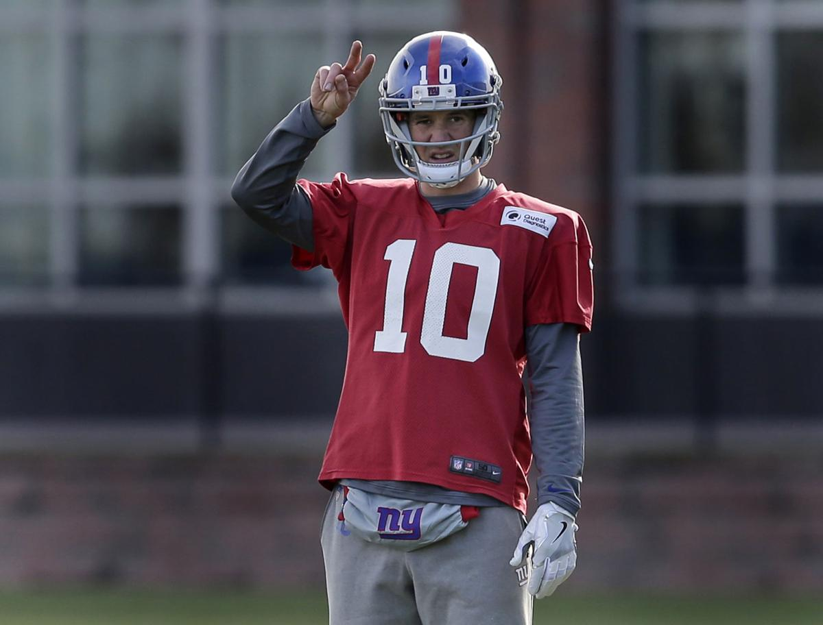 Giants Manning