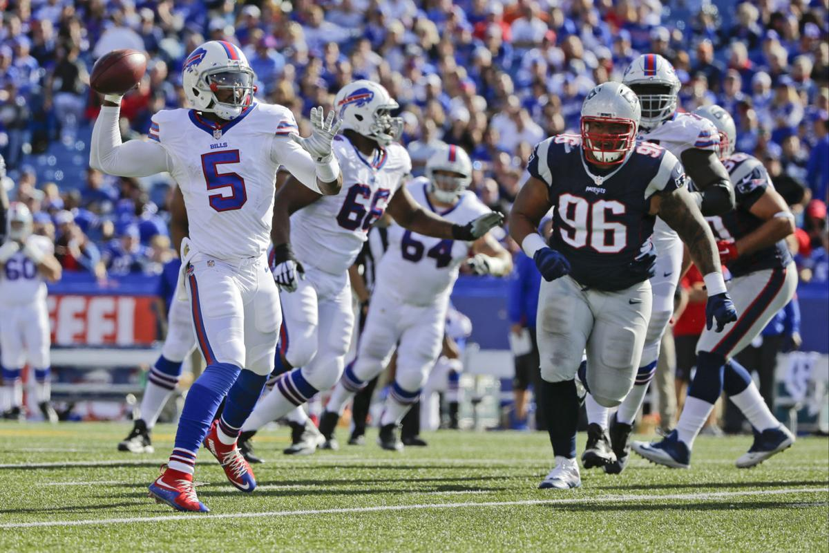 buffalo bills week 2 report card tyrod taylor leads. Black Bedroom Furniture Sets. Home Design Ideas