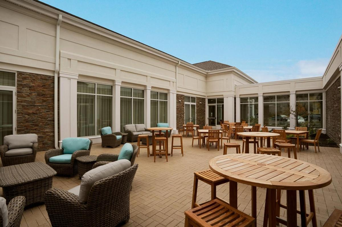Hilton Garden Inn Auburn | weddings | event space | Auburn, NY ...