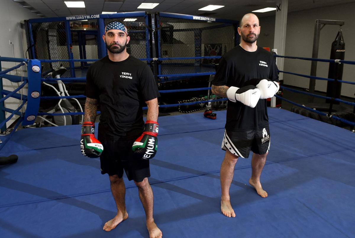 MMA kickboxing 1