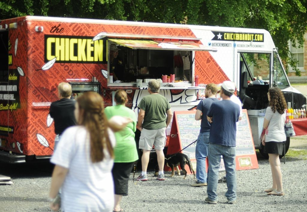 Our View Hits Misses Cayuga Museum Food Truck Rodeo Sweet