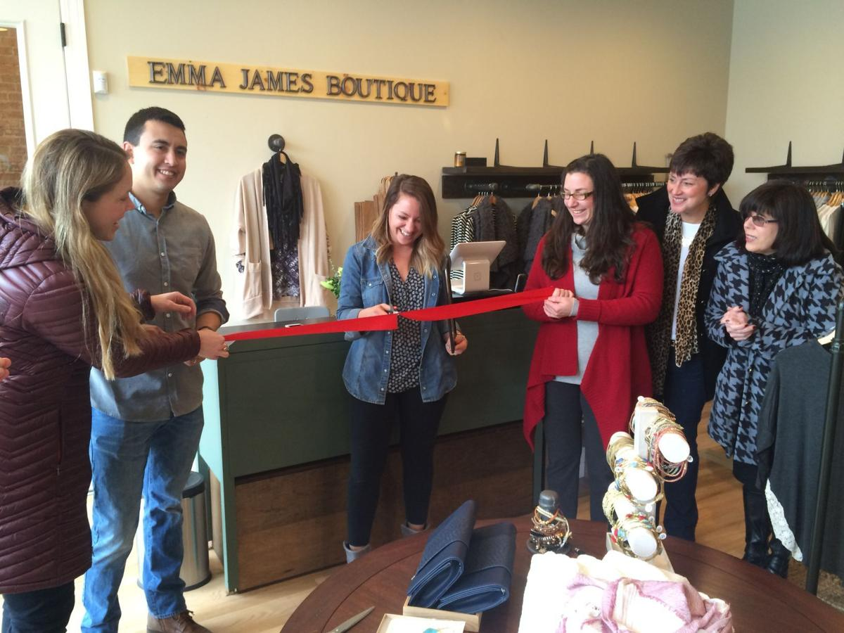 It's a girl: Cortland woman brings fashion industry to Skaneateles with Emma James Boutique