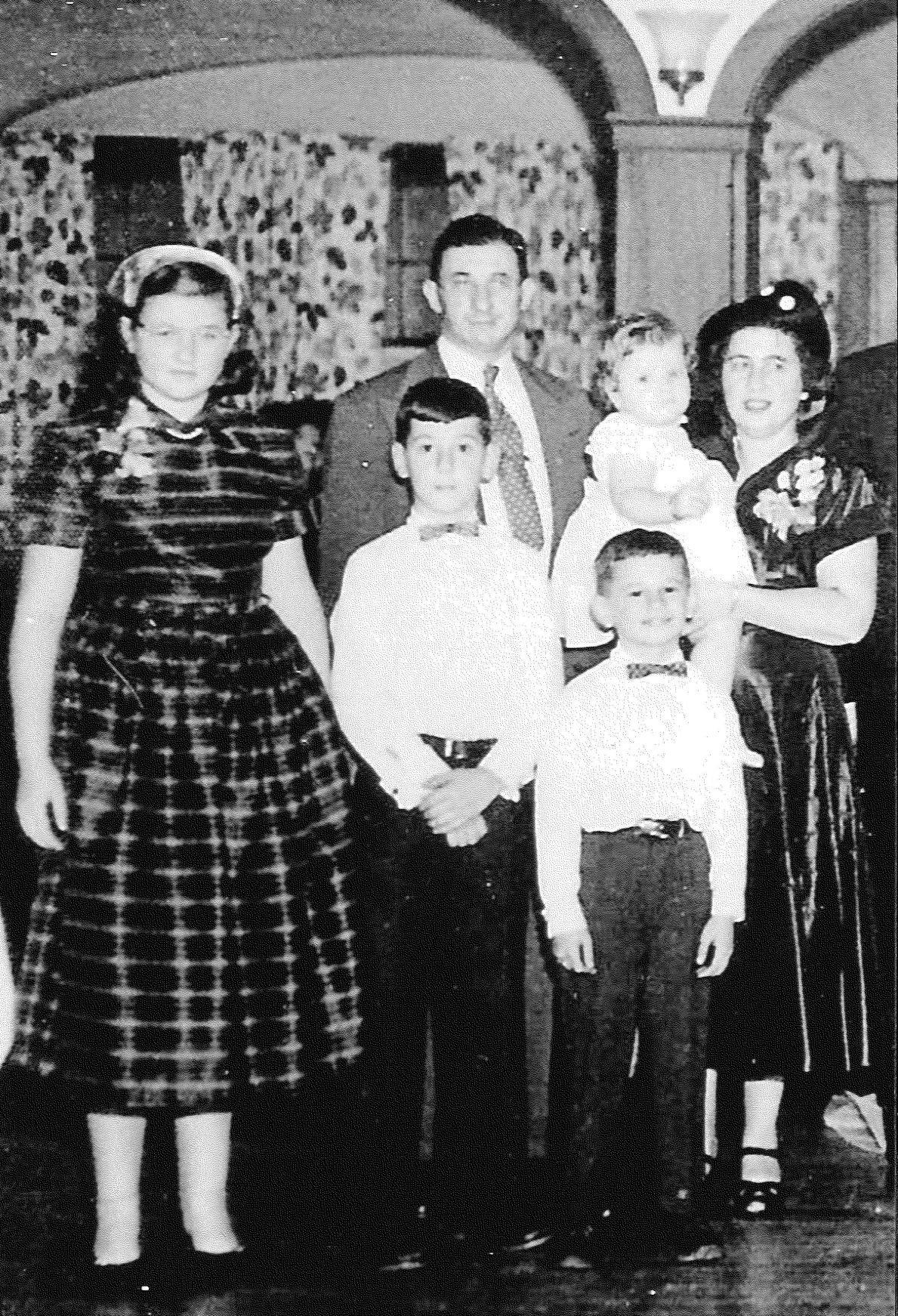 Photo # 2 - Cathy's family