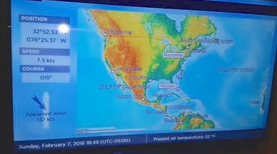 Mid-lakes Navigation captain recounts Royal Caribbean's Anthem of the Seas stormy cruise