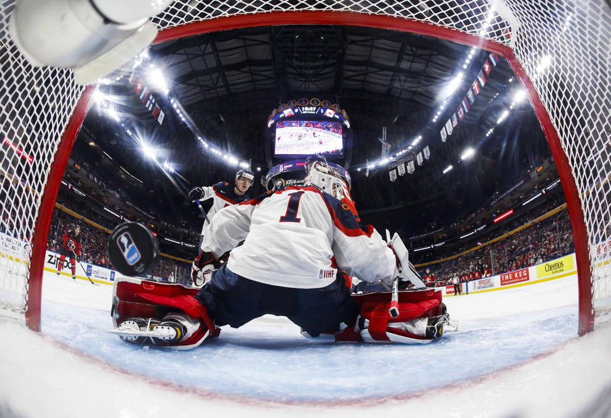 World Junior Canada Slovakia Hockey