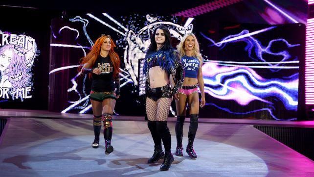 Paige Charlotte Becky Lynch