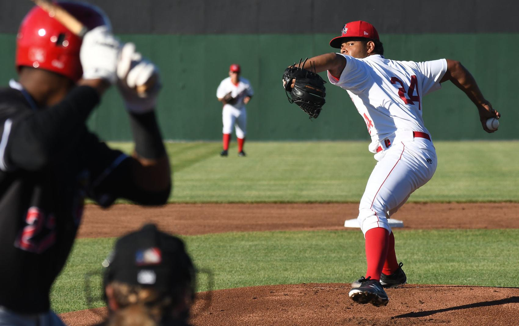 Pena delivers another solid outing but Doubledays swept by Williamsport