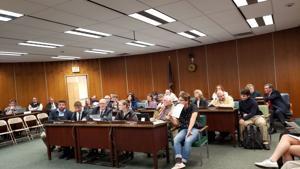 Styrofoam ban debate continues in Cayuga County