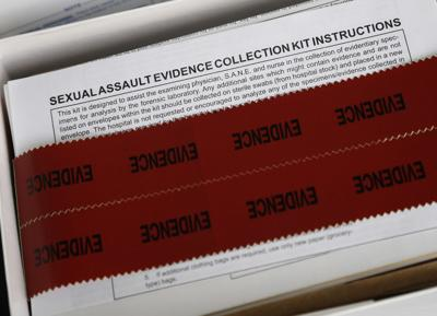 Image result for rape kit stock picture