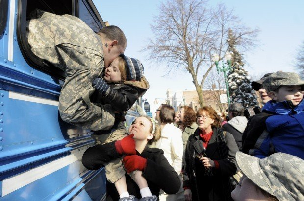 Soldier Farewell